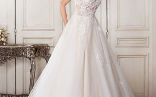 Самые красивые свадебные платья: фото, каталог, фасоны 2019