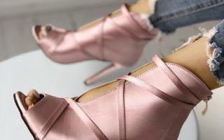 Ковбойские ботинки женские модный тренд 2019 года фото
