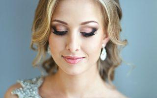 Свадебный макияж для зеленых глаз 2020 — тренды, идеи, фото