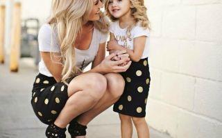 Базовый гардероб для мамы в декрете 2020: модные образы фото
