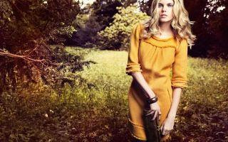 Строгие классические платья осень-зима 2019-2020 фото фасоны