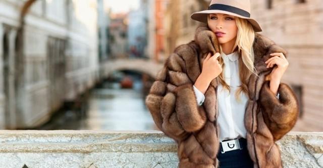 Модные меховые изделия осень-зима 2019-2020 фото тенденции