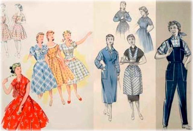Советский шик в моде: обратно в СССР - одежда, образы, фото
