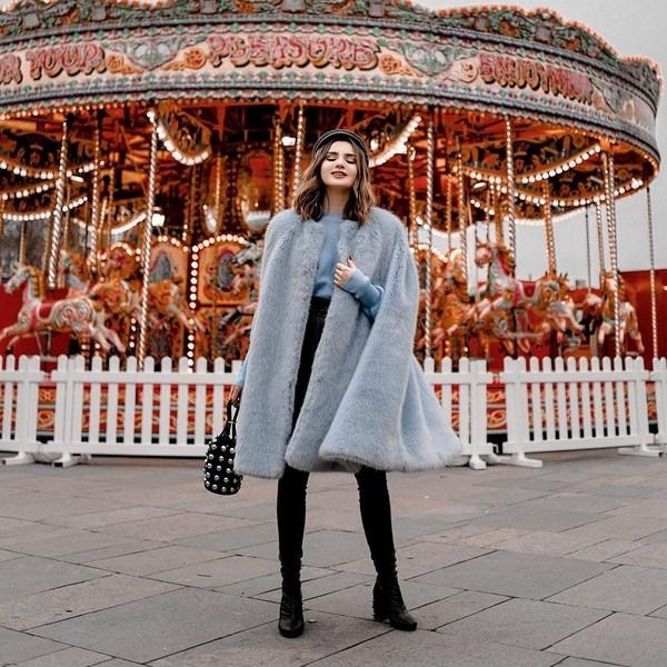 Модные меховые изделия 2019-2020 стильные шубы фото тренды