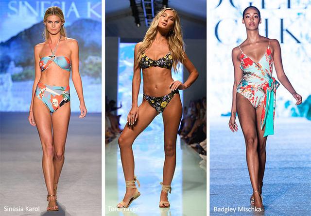 Модные купальники лето 2020 тенденции новинки 50 фото