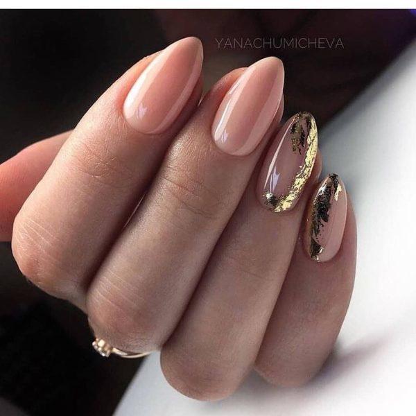 Красивый дизайн ногтей на осень 2019 лучшие варианты ФОТО