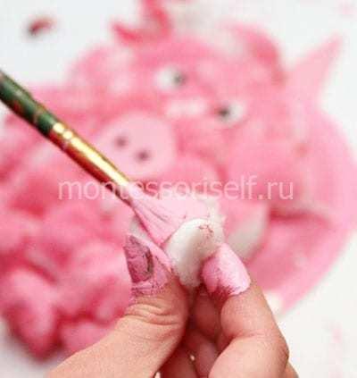 Символ 2019: Вязаные крючком хрюшки, свинки, поросята ФОТО