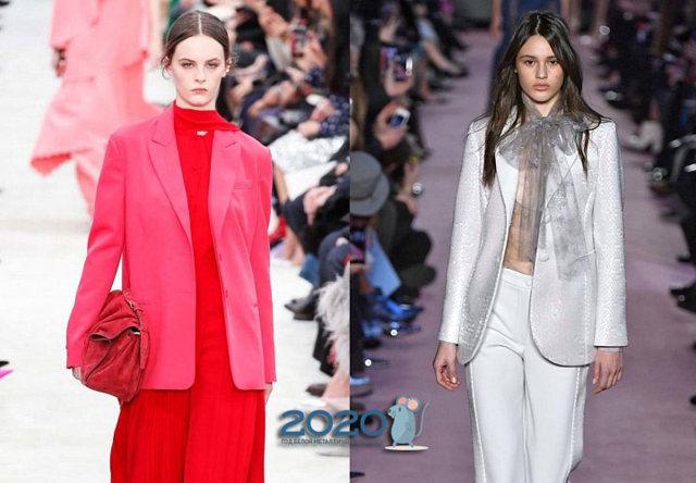 Модные блейзеры 2020 фото новинки фасоны