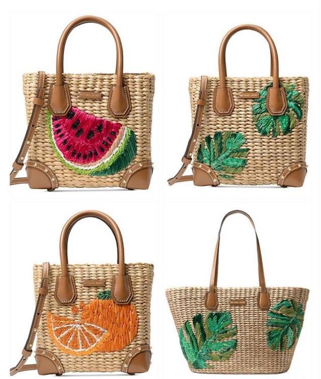 Дизайн пляжных сумок 2020 фото модные тенденции