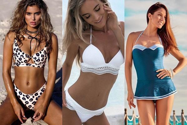 Модные образы на море 2019 ПЛЯЖНАЯ МОДА фото тенденции