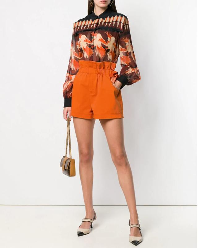 Модные женские шорты 2020 тенденции новинки 40 фото