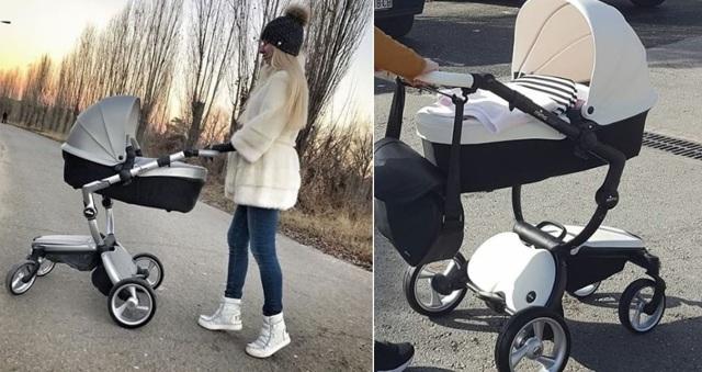 Модные коляски 2019 популярные модели стильный дизайн фото