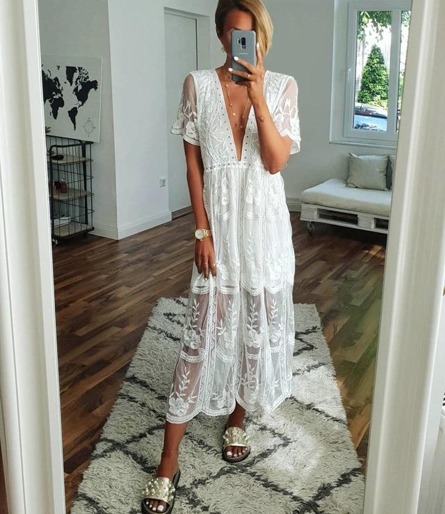 Модные льняные платья 80 стилистических решений 2020 фото