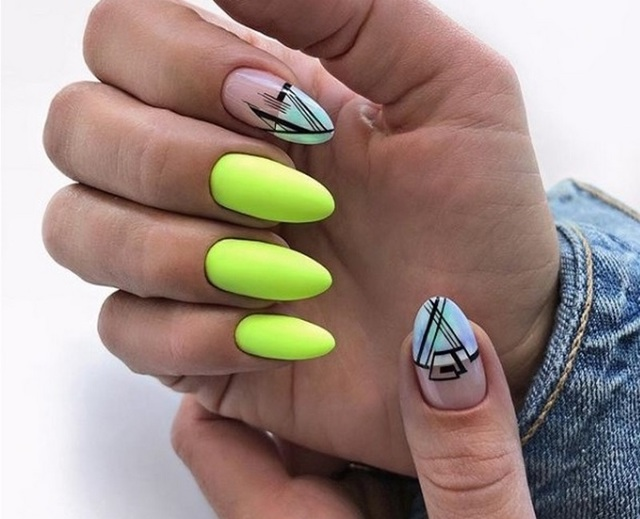 Легкий дизайн ногтей 2020 новинки 140 фото красивые идеи
