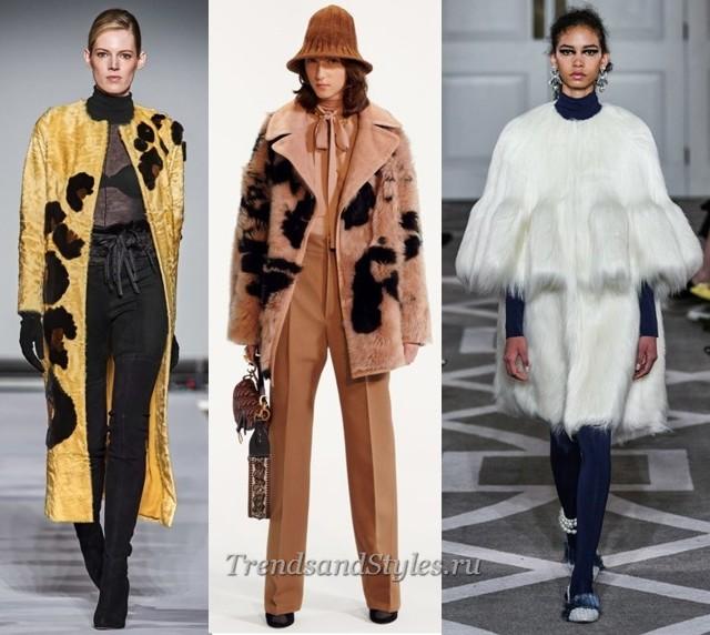 Шуба из ламы 2020 фото модные тенденции новинки