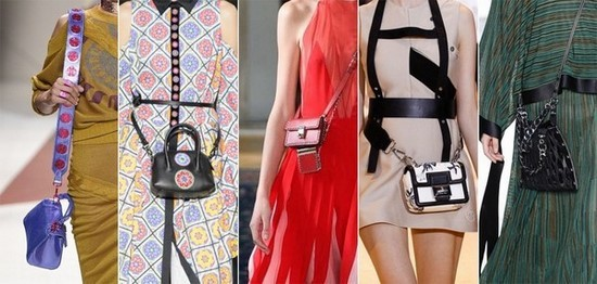 Сумки на цепочке 2019 новинки супер модный тренд ФОТО