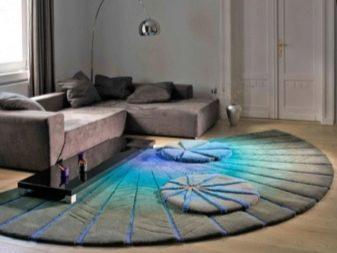Модные ковры 2019-2020: самые последние тренды, новинки фото