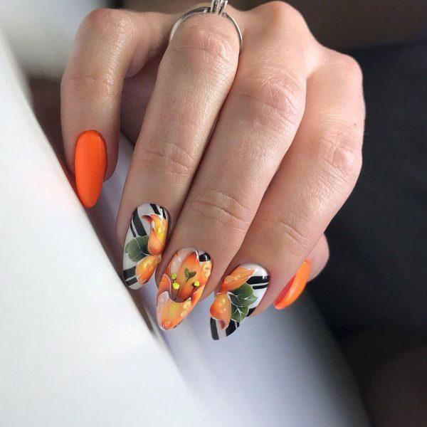 Лепка на ногтях 2020 фото новинки идеи варианты