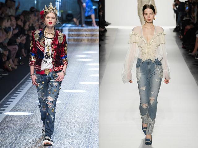 Модные женские джинсы 2020 новинки 88 фото стильные фасоны