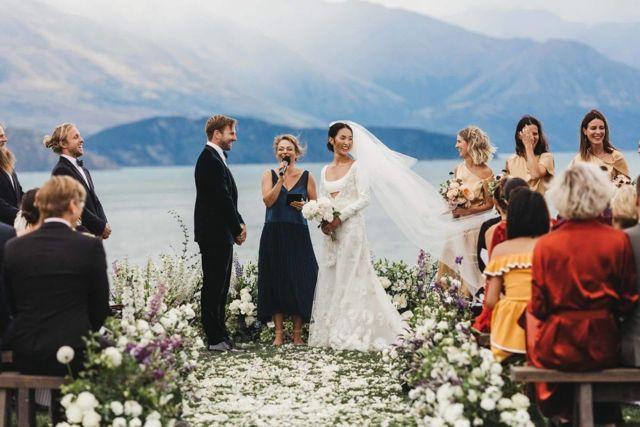 Самые модные красивые свадебные торты 2020 фото новинки идеи