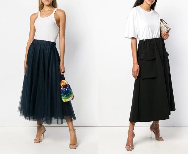 Как модно одеваться летом 2019 года стильные тренды фото