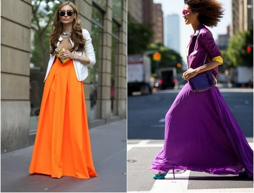 c чем носить желтую юбку фото 2020 стильные луки