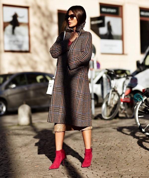 Женское пальто осень-зима 2019-2020 модные тенденции 60 фото