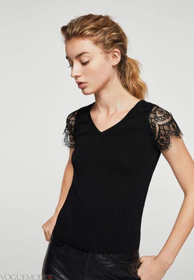 Модные женские майки футболки топы 2020 фасоны 84 фото