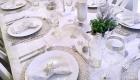 Декор стола на Новый год 2020: украшение стола, фото, идеи