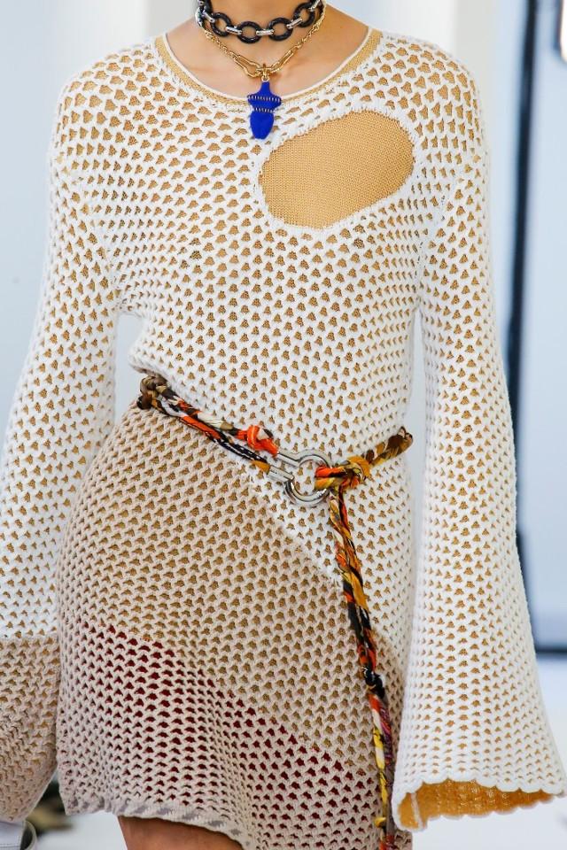 Вечерние платья сезона весна-лето 2020: модные новинки фото