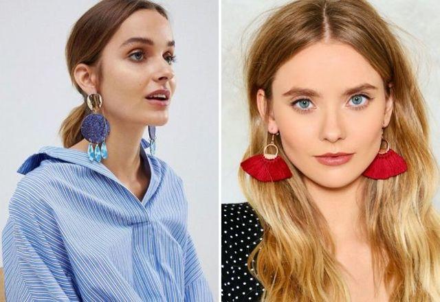 Модные серьги фото 2019 самые роскошные новинки тренды