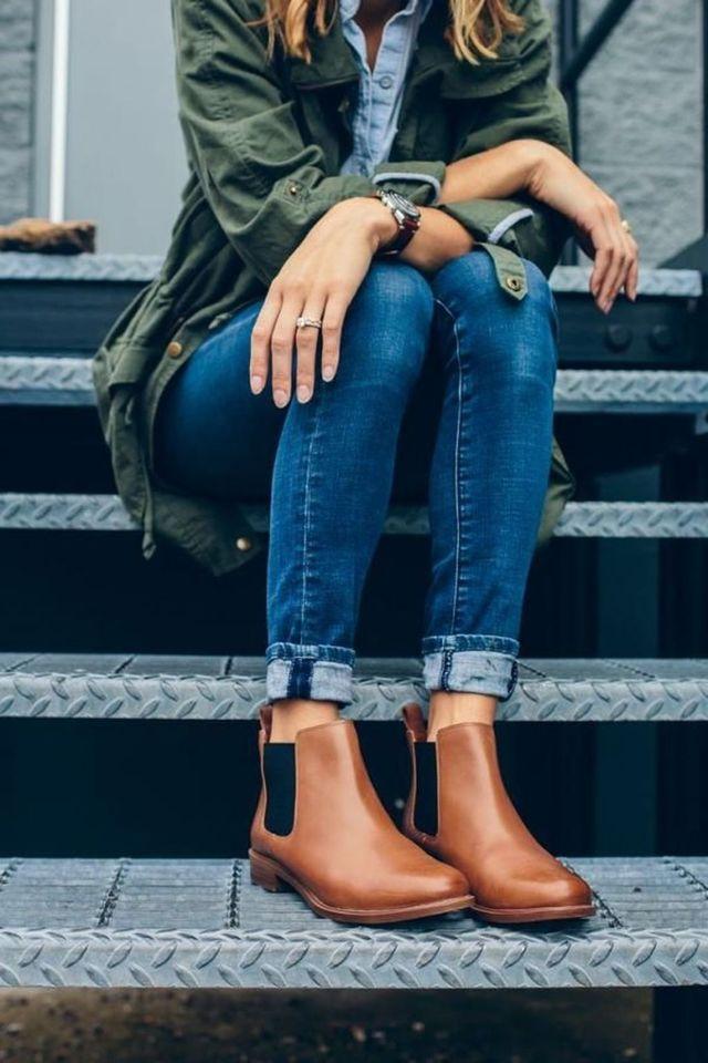 Ботинки женские 2019 модные ТРЕНДЫ, стильные новинки ФОТО