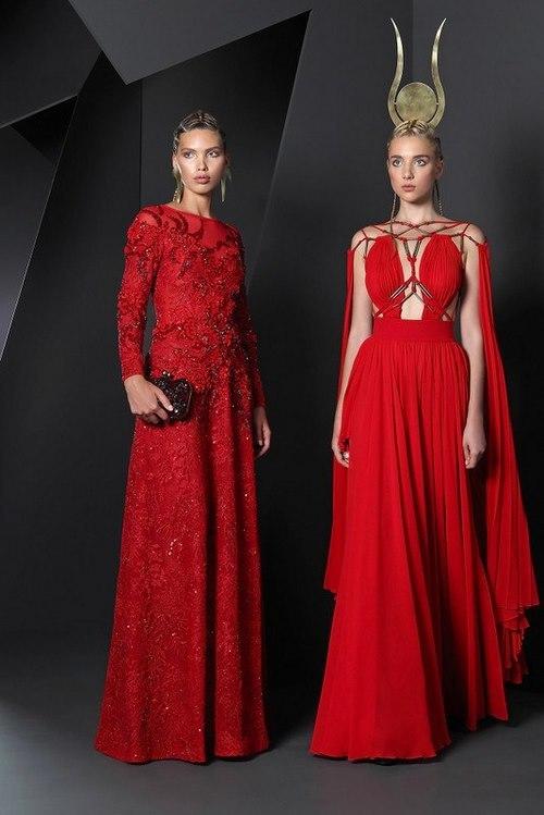 Модные вечерние наряды весна-лето 2020 фото новинки