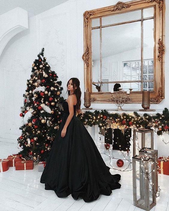 Модное оформление елки 2020 фото примеры идеи
