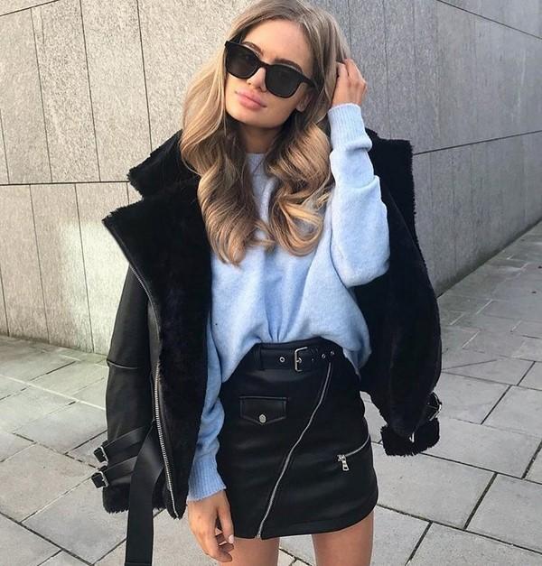 Модные женские дубленки осень-зима 2019-2020 фото новинки