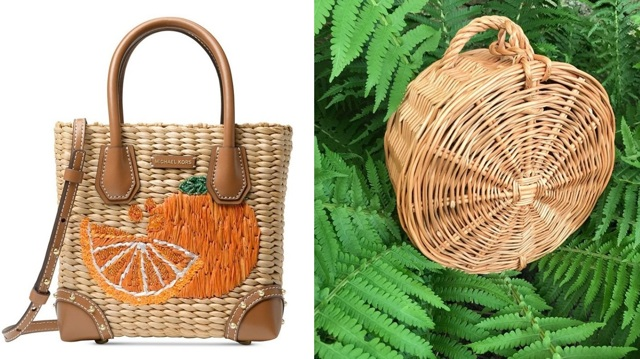Самые модные пляжные сумки нового сезона ЛЕТО 2019 ФОТО!