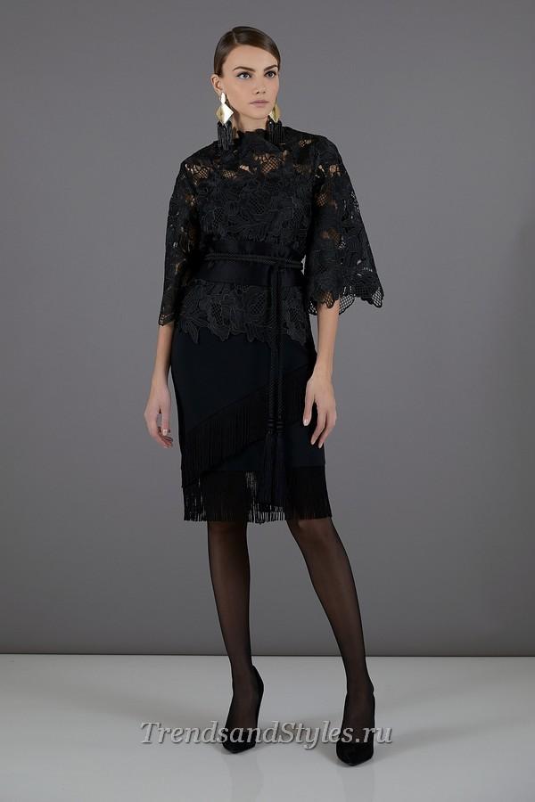 Стильные юбки осень-зима 2019-2020 модные новинки 54 фото