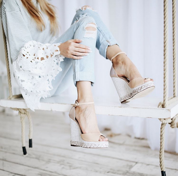 Модные босоножки весна-лето 2019 актуальные модели фото