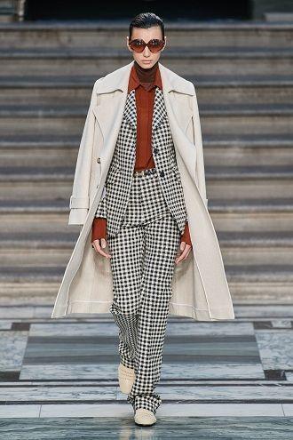 Модные женские плащи осень-зима 2019-2020 фото новинки
