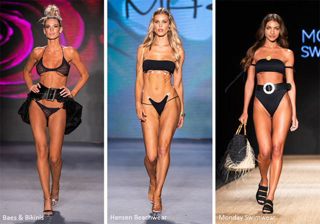 Пляжная мода 2020 фото модные тенденции как быть стильной