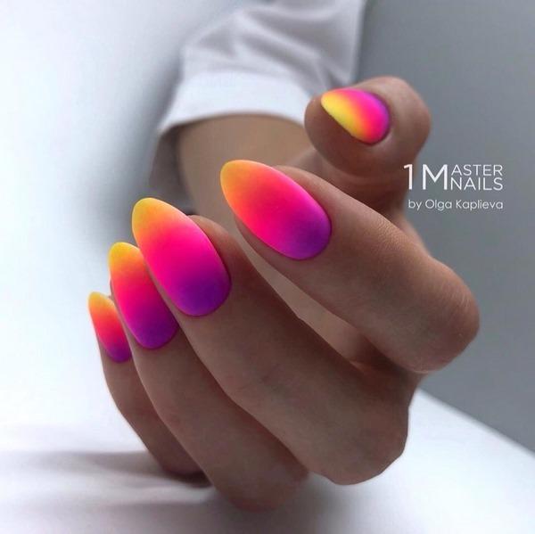 90 идей матовых ногтей 2020 фото самых красивых примеров