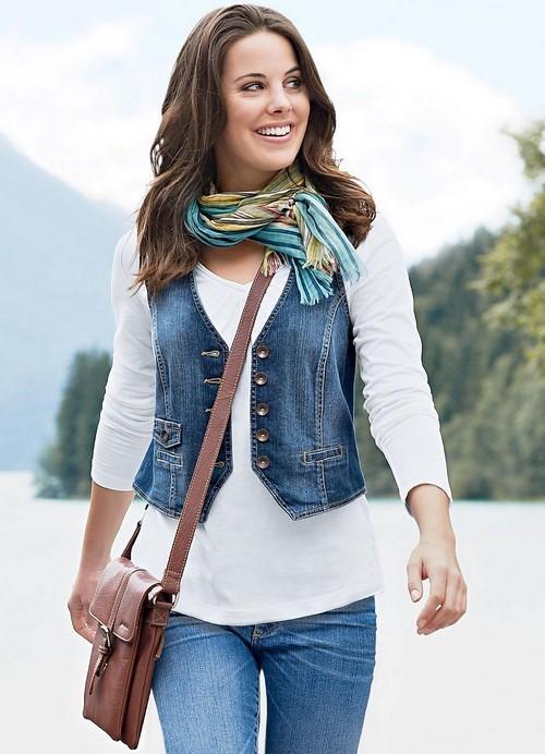 Джинсовая мода 2020 одежда деним фото новинки тенденции