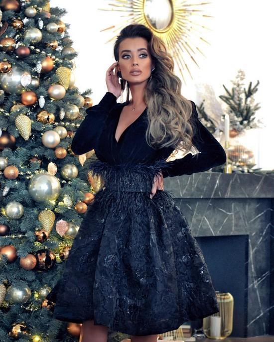 Новогодние платья на алиэкспресс 2020 фото модные фасоны