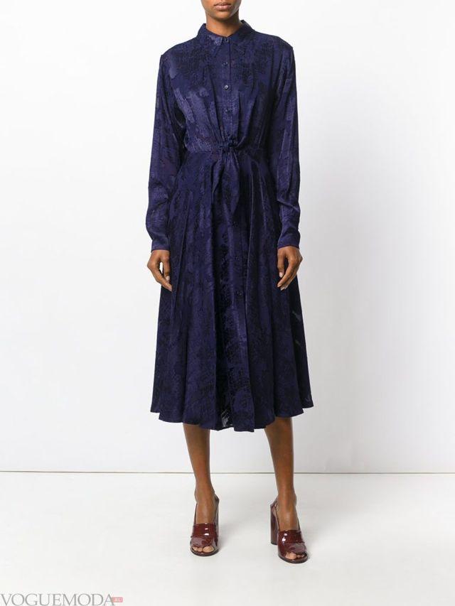 Модные платья-рубашки фото 2020 новинки сезона