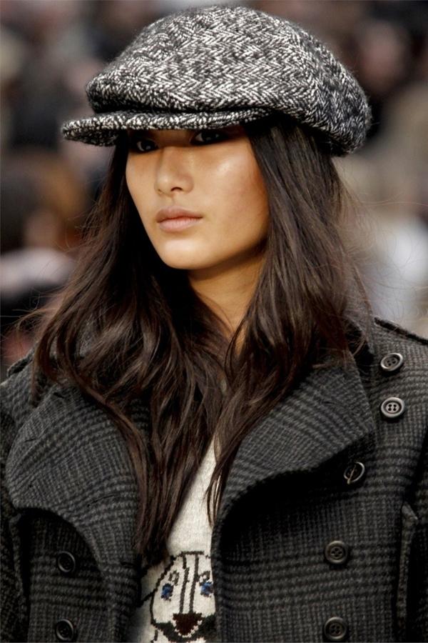 Какие шапки в моде осень-зима 2019-2020 новинки тренды фото