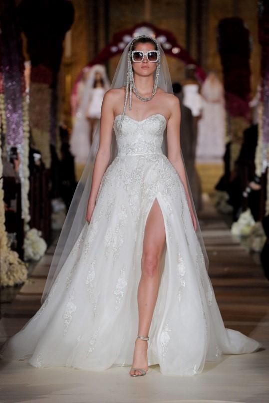 Самые модные свадебные платья 2020 фото тенденции новинки