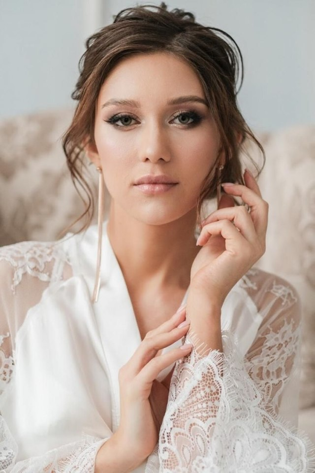 Свадебный макияж 2020 фото модные и красивые варианты