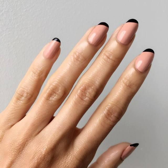 Дизайн ногтей шеллаком 2019 тенденции 90 фото НОВЫЕ идеи