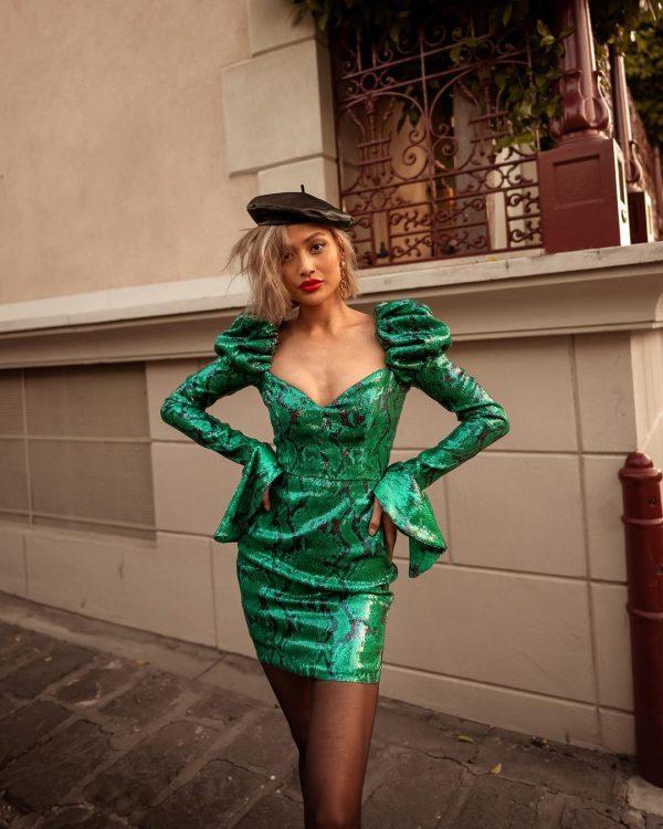 Кружевные платья 2020 года: роскошные тренды, стильные фото