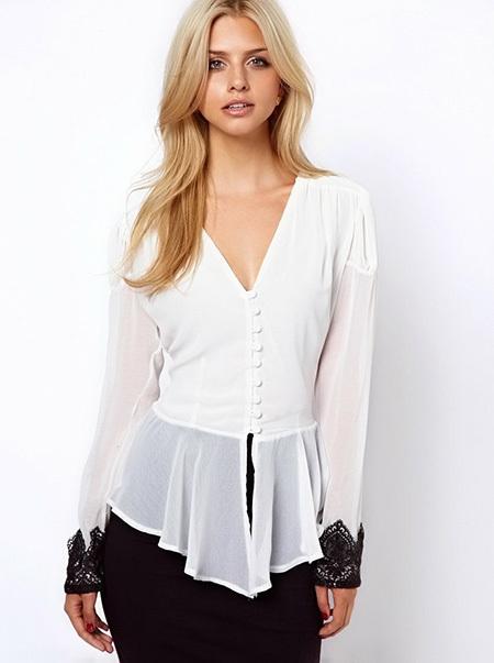 Модные блузки 2020 фото стильные фасоны цвета
